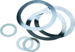 Rondelle de calage d'ajustage DIN 988 100mm X 125mm X 0.5mm acier ST2K60