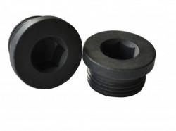 Bouchon de vidange tête cylindrique avec joint DIN 13 M14 X 1.50 acier cl.5.8 brut