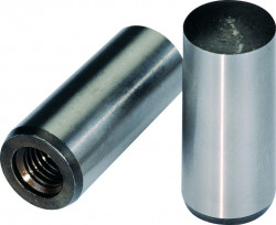 de position conique rectifiée trempée à trou taraudée DIN 7978A acier trempé à coeur 100Cr 6 N°1.3505