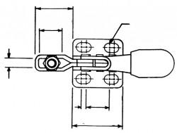 Sauterelle HH 250