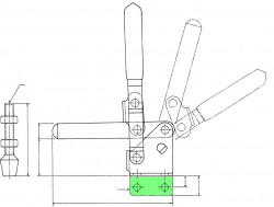 Sauterelle HV 551-B