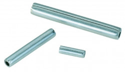 Goupille élastique spiralée série moyenne ISO 8750 inox