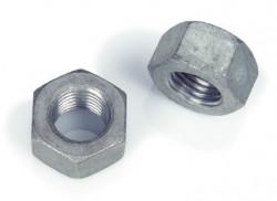 Ecrou hexagonal HU DIN 934 M12 X 1.75 acier cl.l8l galvanisé à chaud