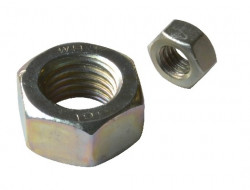 Ecrou hexagonal HU DIN 934 M5 X 0.80 acier cl.l8l zingué Ecotri®