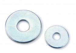 plate série très large NFE 25513 grade C acier doux zinguée blanc