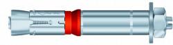 Boulon de sécurité SZ-B 18mm X 20mm X 135mm acier zingué MKT®
