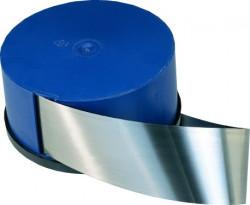 Dévidoir ruban de précision 50mm X 5m X 0.10mm acier