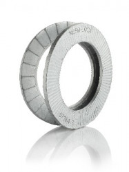 Rondelle de blocage (paire de) 4mm ( #8) acier Delta Protekt® NORD-LOCK®